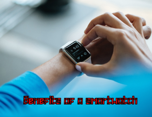 benefits of a smartwatch