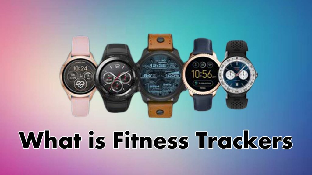 what is fitness tracker