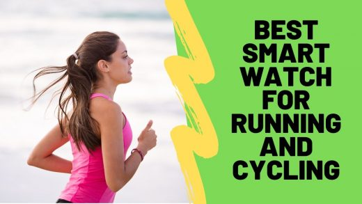 best smartwatch for running and cycling